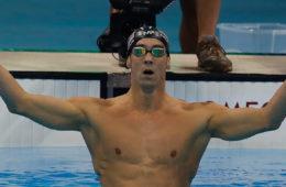 Michael Phelps: entre el suicidio y la victoria 16
