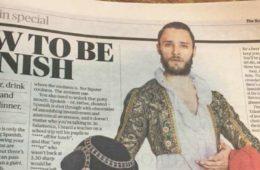 Así se burla The Times de todos los españoles, ¿estás de acuerdo? 8