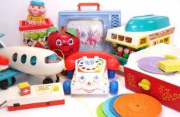 Un estudio revela que los juguetes de plástico viejos podrían ser peligrosos. Este es el motivo 10