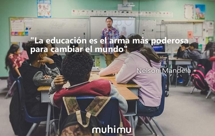 7 frases de Nelson Mandela sobre la importancia de la educación, la libertad y los derechos humanos 3