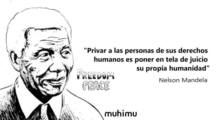 7 frases de Nelson Mandela sobre la importancia de la educación, la libertad y los derechos humanos 5