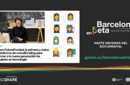Barcelona en Beta: un documental que explorará el impacto de las tecnologías digitales en los ciudadanos 16