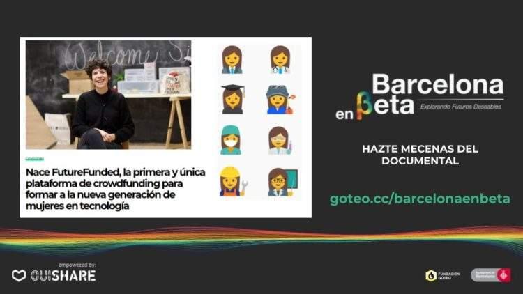 Barcelona en Beta: un documental que explorará el impacto de las tecnologías digitales en los ciudadanos 1