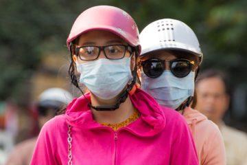 China combate la contaminación con su ejército 16