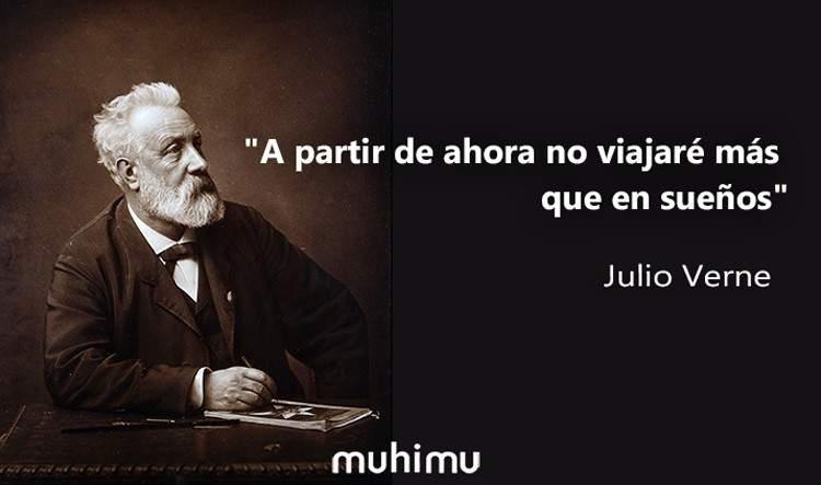 8 frases de Julio Verne, el visionario más importante de la literatura 1
