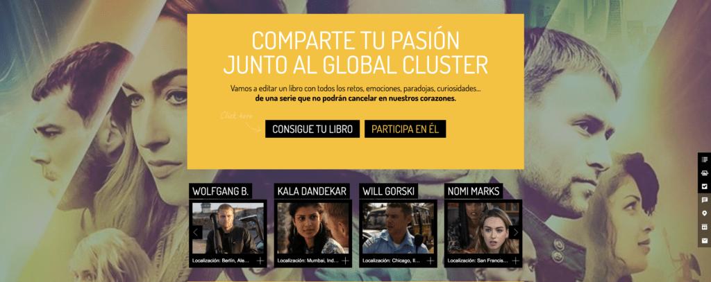 """Las 30 citas más empoderadoras del fenómeno Cluster provocado por """"Sense8"""" 1"""