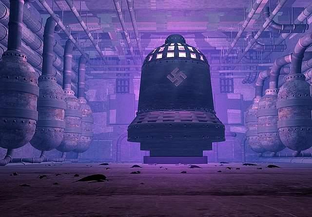 La verdad sobre el mito de Die Glocke, la campana nazi antigravedad 1