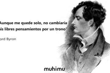 10 frases de Lord Byron con las que el romanticismo y la verdad sincera nos acercan a la felicidad 6