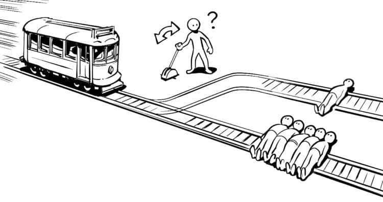 El dilema del tranvía aplicado a una popular serie, ¿qué harías tú? 1