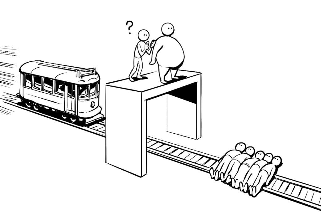 El dilema del tranvía aplicado a una popular serie, ¿qué harías tú? 5