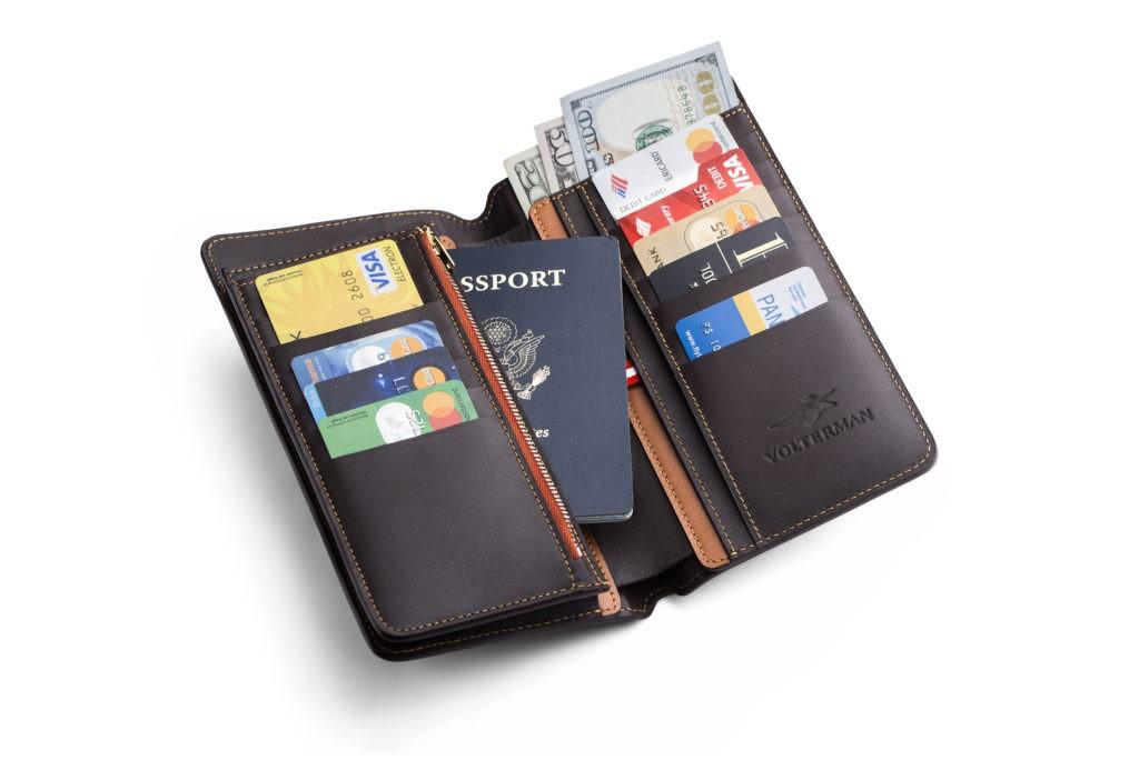 La billetera inteligente Volterman que te carga el móvil y que no te pueden robar 4