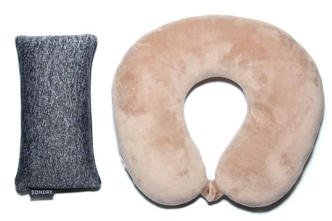 Diseñan la almohada de viaje perfecta: compacta, cómoda y multifuncional 2