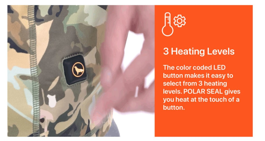 Las camisetas con calefacción más asequibles para un invierno más cálido 3