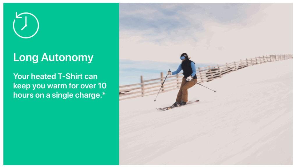 Las camisetas con calefacción más asequibles para un invierno más cálido 4