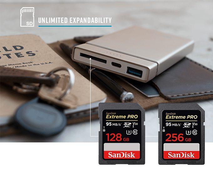 GOSPACE: el dispositivo de carga y almacenamiento Qi que puede actuar como un punto de acceso wifi 5G 7
