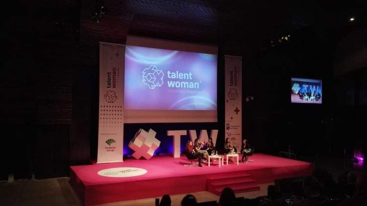 Talent Woman: el evento de visibilización de las mujeres en ciencia y tecnología 1