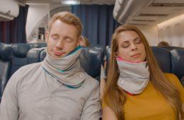 Por fin: tu cuello a salvo en los viajes gracias a la primera almohada totalmente ajustable 6