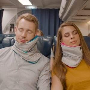 Por fin: tu cuello a salvo en los viajes gracias a la primera almohada totalmente ajustable 4