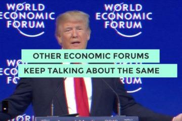 ¿Realmente existen alternativas económicas a las que proponen en DAVOS? 10 respuestas clave 12
