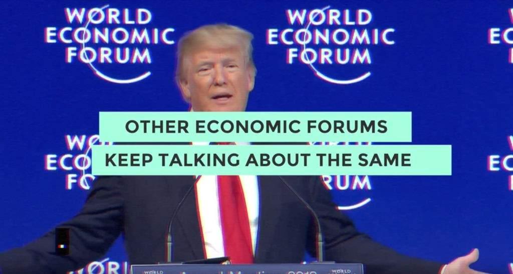 ¿Realmente existen alternativas económicas a las que proponen en DAVOS? 10 respuestas clave 2