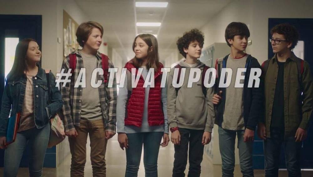 Superhéroes Marvel, protagonistas Disney y Star Wars te piden que actives tu poder contra el acoso escolar 2