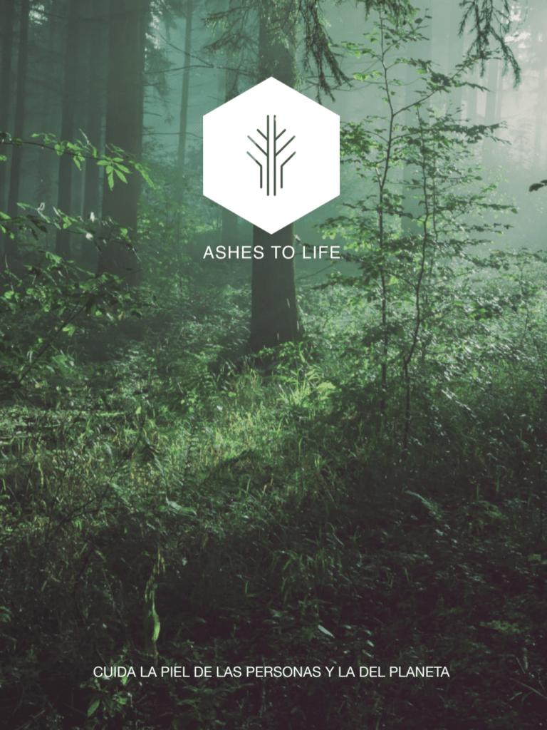 Cuida tu piel ayudando a devolver la vida a los bosques dañados usando jabones creados a partir de sus cenizas 1