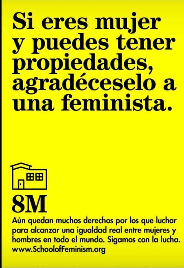 ¿Aún no lo tienes claro? 6 claves para entender, apoyar y sumarse a las movilizaciones feministas del 8M 10