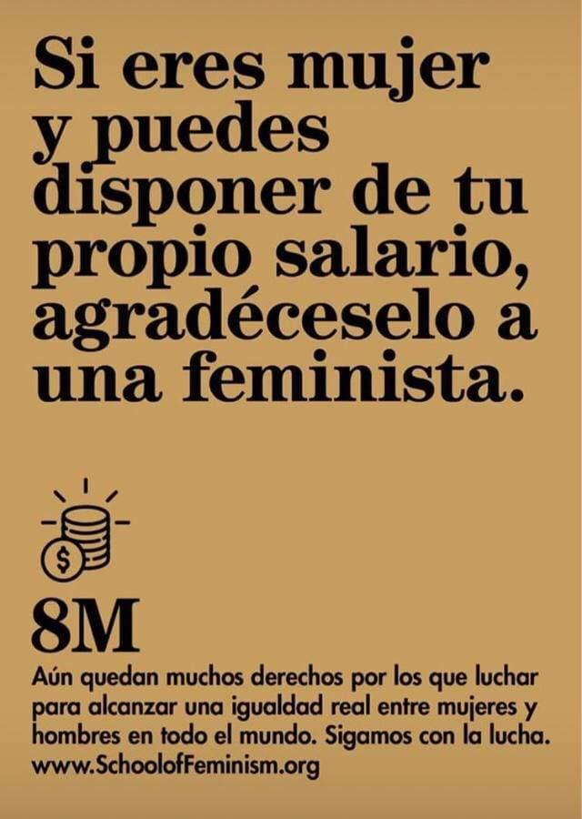¿Aún no lo tienes claro? 6 claves para entender, apoyar y sumarse a las movilizaciones feministas del 8M 8