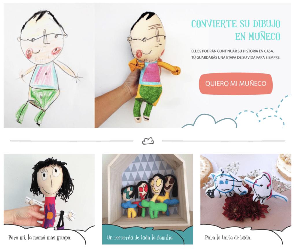 Un proyecto transforma los dibujos de los niños en peluches reales. ¡Sorprendentes diseños! 2