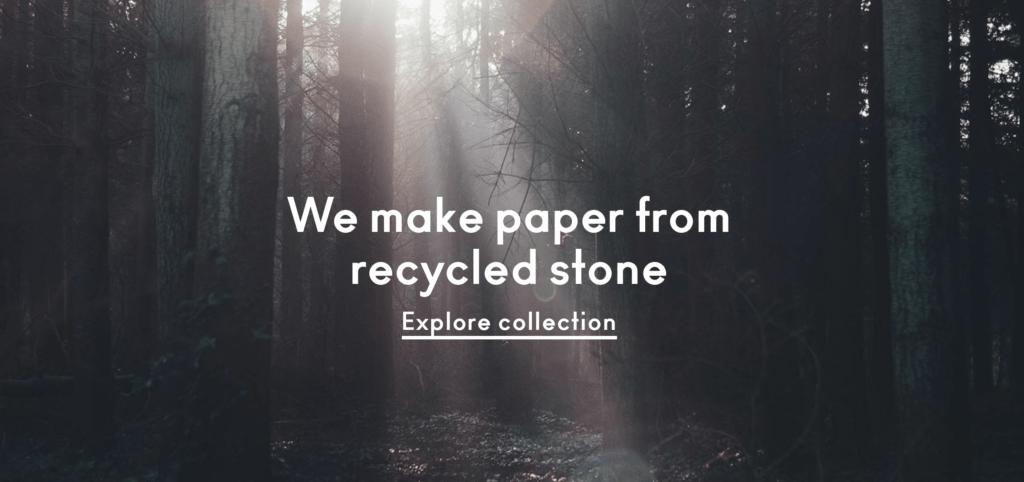 Agood: las maravillosas libretas de papel mineral  buenas para ti y para el planeta 1