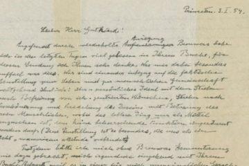Se revela la visión de Dios de Einstein en una carta ¡subastada por 2,9 millones de dólares! 6