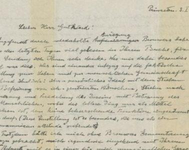 Se revela la visión de Dios de Einstein en una carta ¡subastada por 2,9 millones de dólares! 12