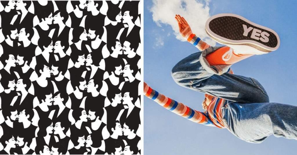 Unas zapatillas con un diseño cargado de optimismo y amor: libre de crueldad animal... y humana! 2