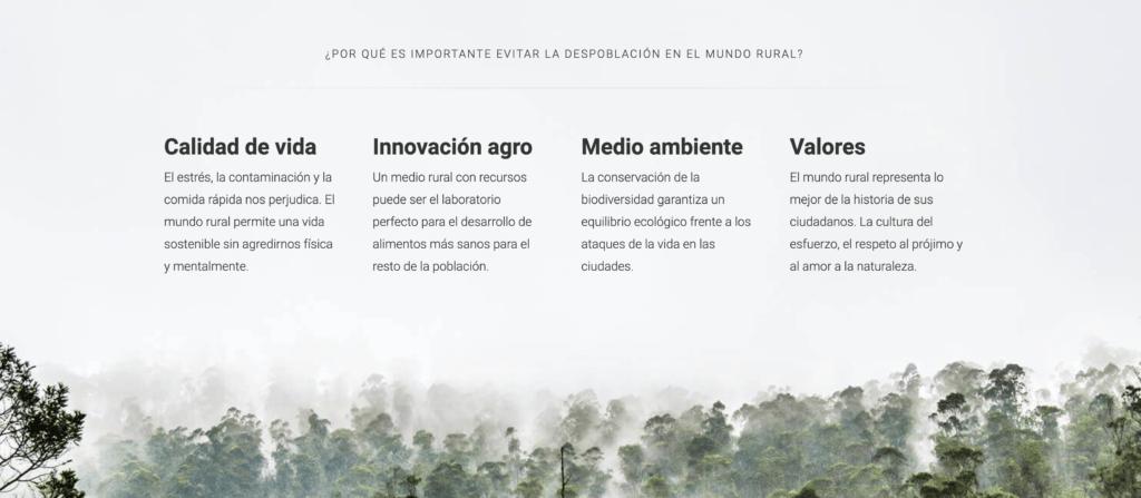 Testimonio de la España Vaciada en primera persona: la despoblación rural no es irremediable 4