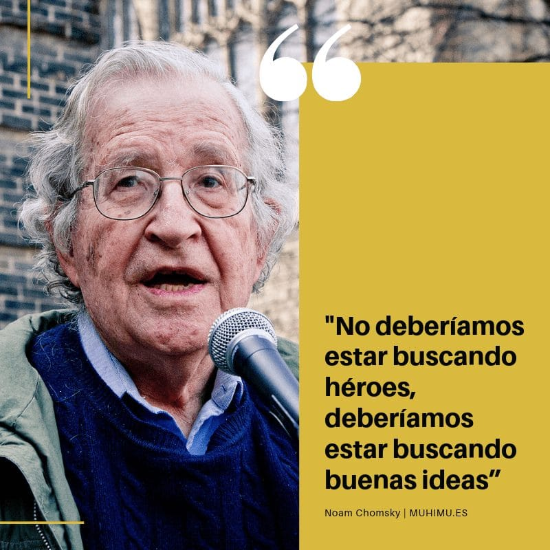"""Ellos entendieron que era más sencillo crear consumidores que someter a esclavos"" Chomsky 4"
