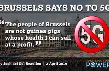 Bruselas detiene el desarrollo del 5G por posibles efectos sobre la salud 6