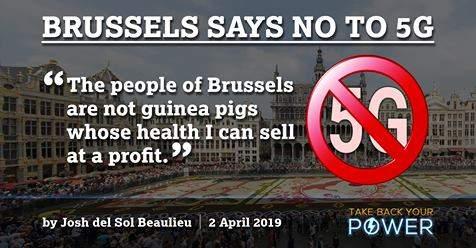 Bruselas detiene el desarrollo del 5G por posibles efectos sobre la salud 1