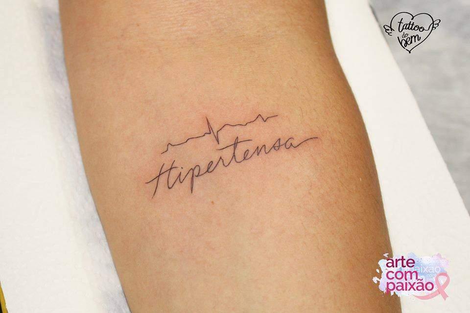 ¿Has oído hablar de tatuajes del bien? Hacen alertas importantes sobre la salud y pueden salvar vidas! 7