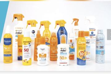 La OCU pide la retirada de esta conocida crema solar para niños por estafa ¡Cuidado este verano! 15