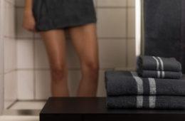 La toalla inteligente con autolimpieza y detección de impurezas 4