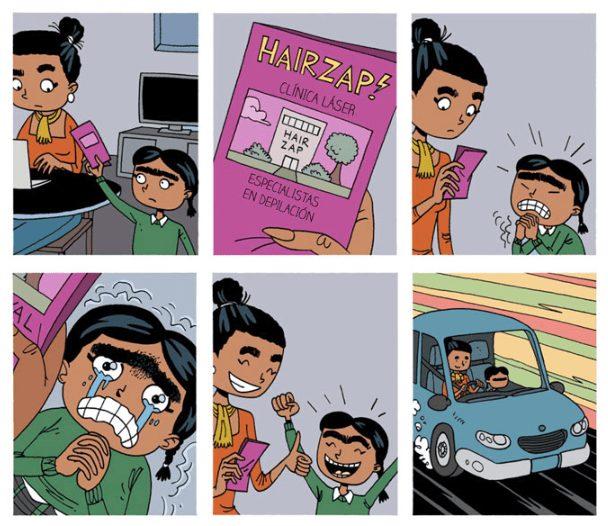 Mini-Comic sobre bullying invita a reflexionar sobre la indefensión de nuestros hijos ante el acoso 4