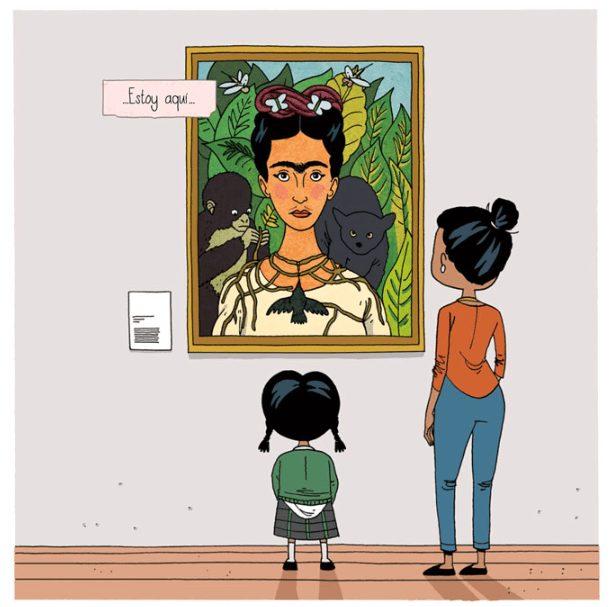 Mini-Comic sobre bullying invita a reflexionar sobre la indefensión de nuestros hijos ante el acoso 7