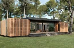 Increíbles casas que se pueden construir con sencillas herramientas de bricolaje en sólo cuatro días 2