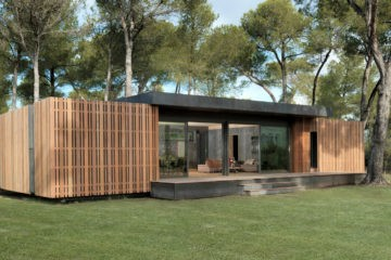Increíbles casas que se pueden construir con sencillas herramientas de bricolaje en sólo cuatro días 8