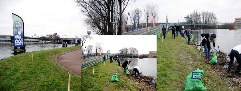 Un holandés limpia un río en cinco semanas e inspira a gente de todo el mundo para hacer lo mismo 3