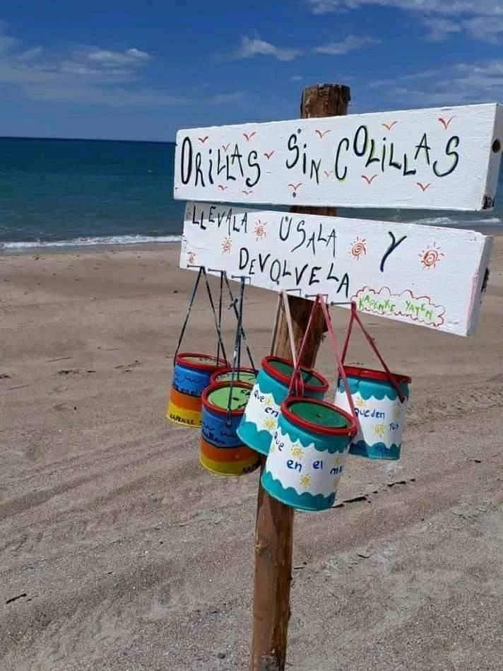 La playa más sucia del mundo ha sido recuperada gracias a la colaboración ciudadana 4