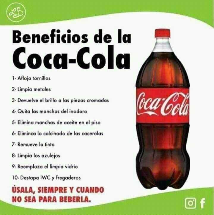 ¿Qué pasaría si Coca-Cola dijera la verdad en sus anuncios? Se vería así. Y sería su ruina. 1