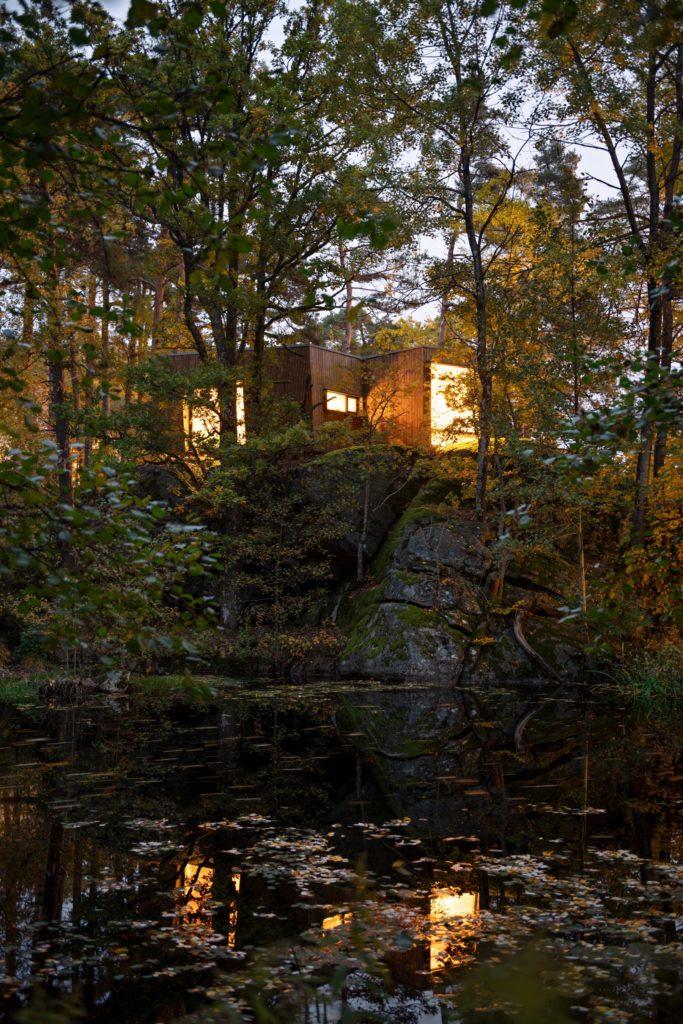 Hospitales en el bosque: la idea noruega para sanar mejor 1