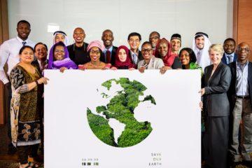 Etiopía siembra 350 millones de árboles en 12 horas batiendo el record mundial para combatir la deforestación 13