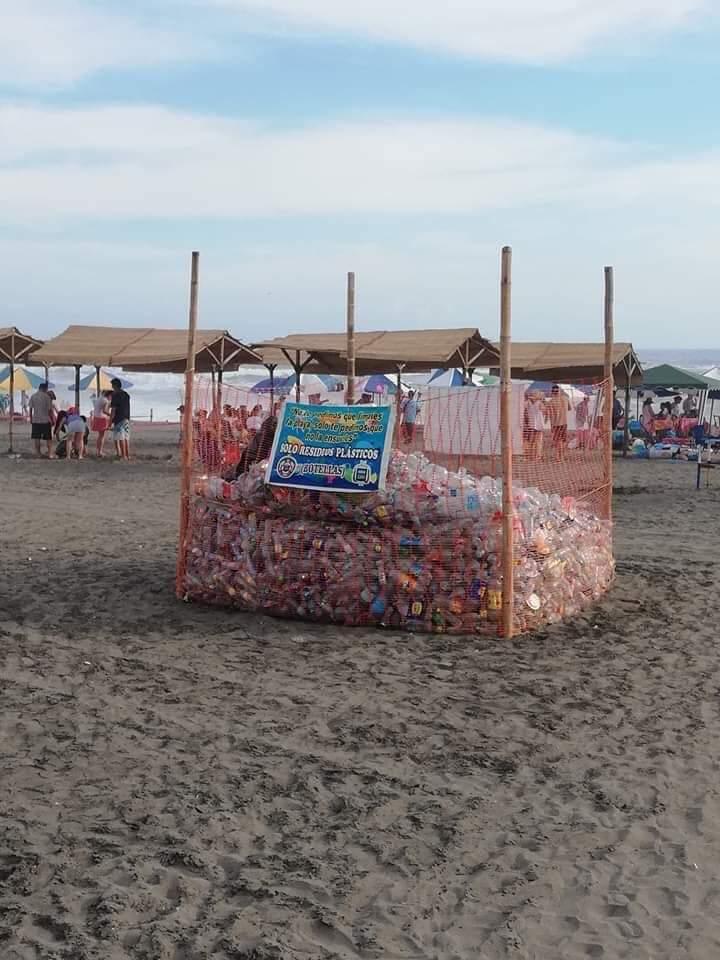 La playa más sucia del mundo ha sido recuperada gracias a la colaboración ciudadana 6